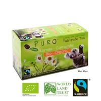 Puro FT Tee - Bio Organic Kamille