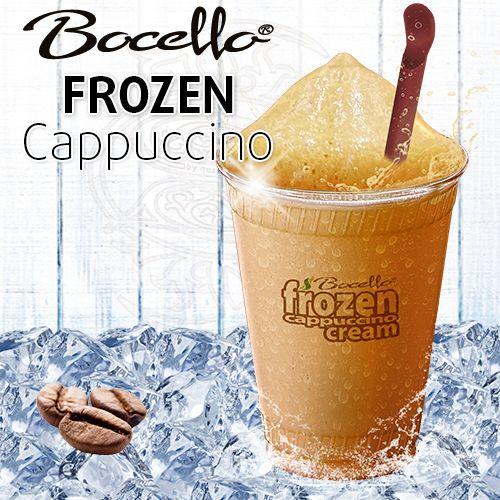 Bocello® FROZEN CAPPUCCINO - Soft Ice Pulver 1KG