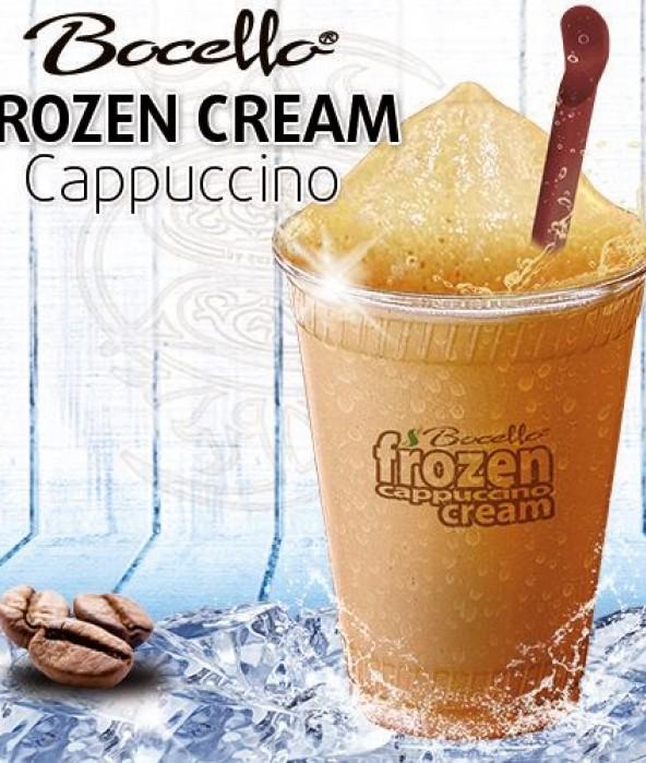 Bocello® FROZEN CREAM CAPPUCCINO - Soft Ice Pulver 1KG