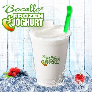 Bocello® FROZEN JOGHURT PLUS - Soft Ice Pulver 1KG