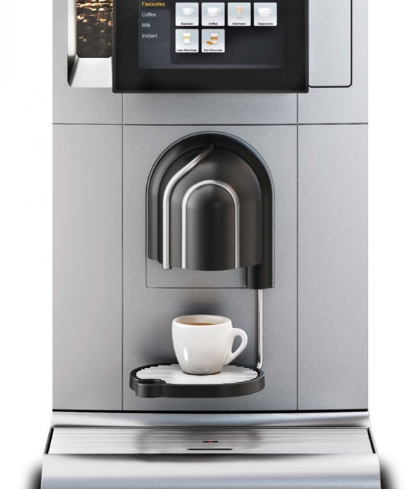 Schaerer COFFEE PRIME - Bean - FRESH MILK