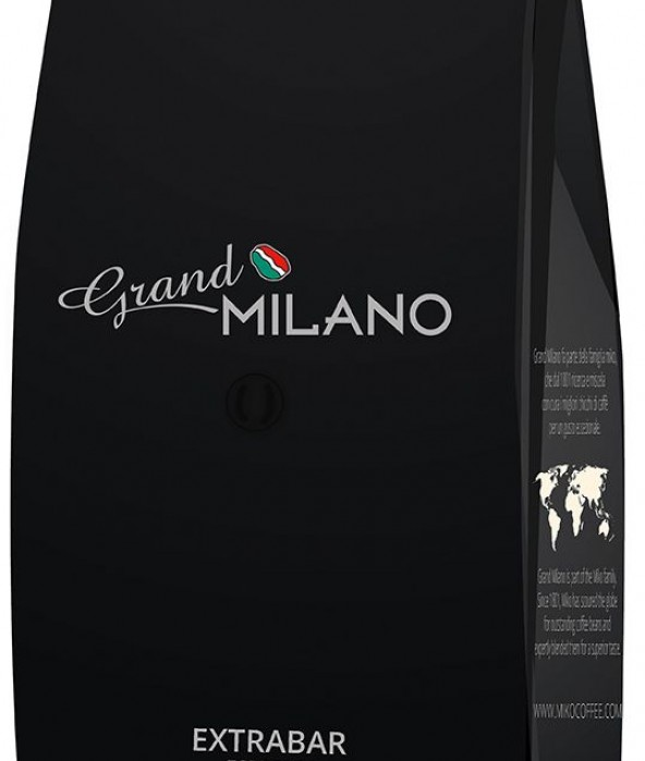 Grand Milano Extra Bar Bohne 1KG