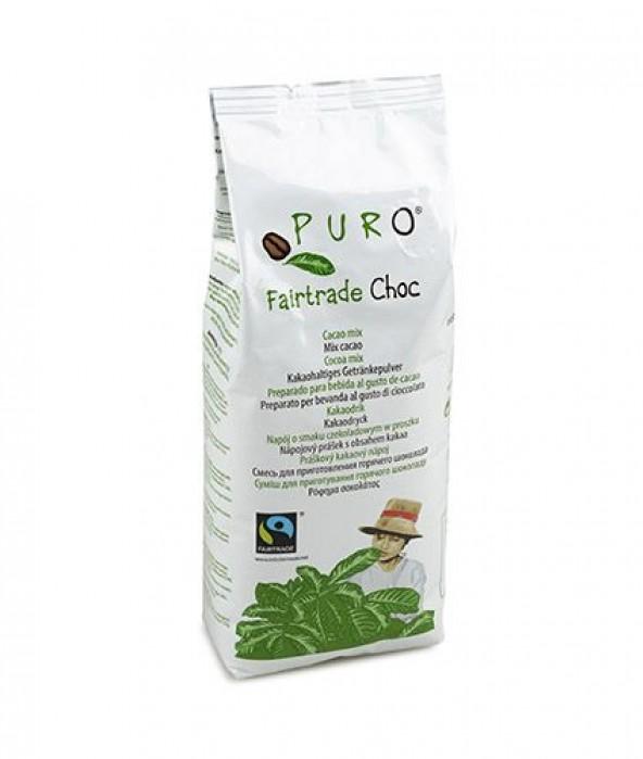 Puro Fairtrade Choco - 1.000 g