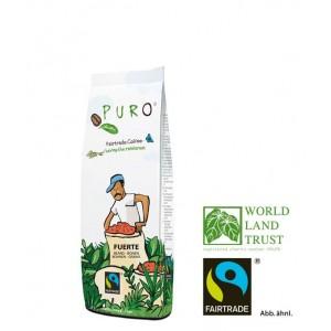 Puro Fairtrade Fuerte - Bean 250 g