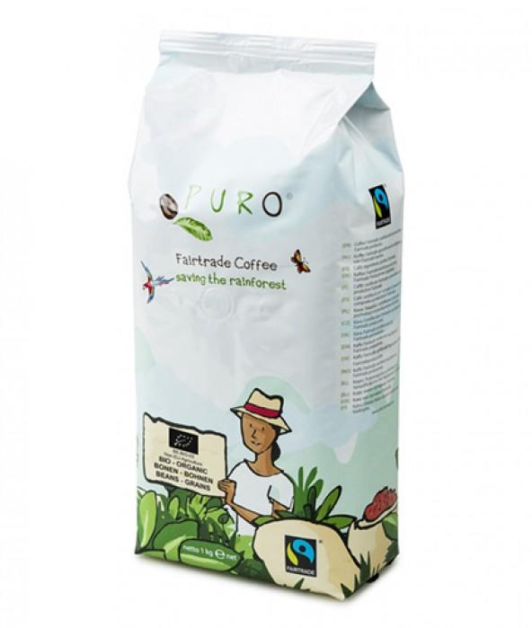 Puro Fairtrade Bio Organic - Bean 1.000 g