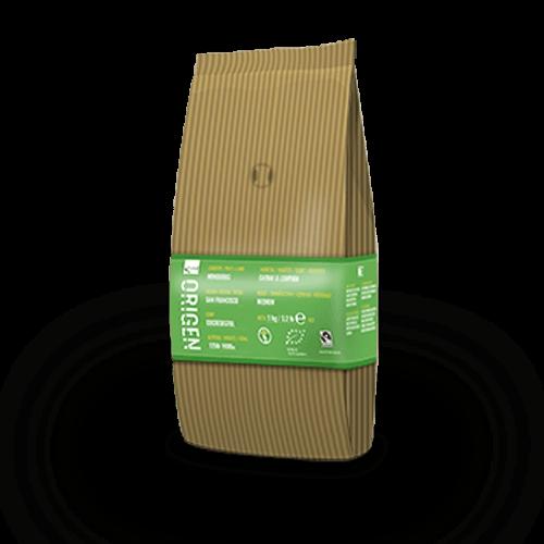Puro Fairtrade Bio Origen Honduras - Bohne 1.000 g