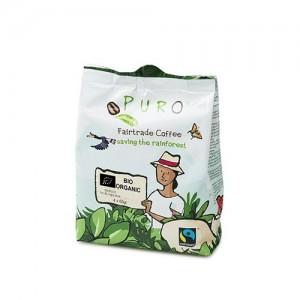 Puro Fairtrade Bio Organic Pouch - 12 x 4 x 65 g