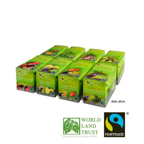 Puro Fairtrade Tea - Assortment