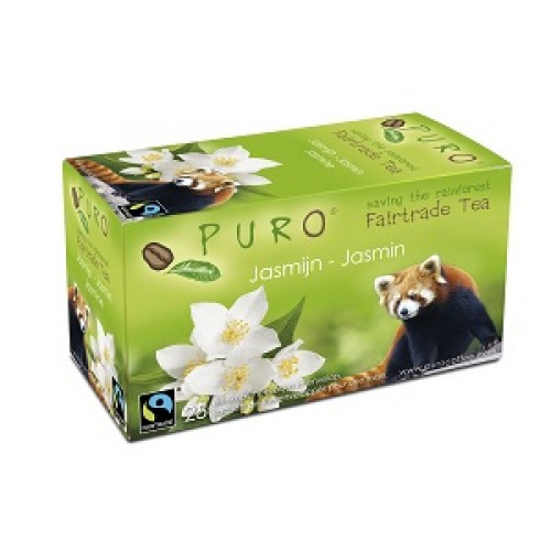 Puro Fairtrade Tea - Jasmin