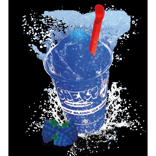 SNEKY SYRUP - TYP BLUE RASPBERRY - AZOfree