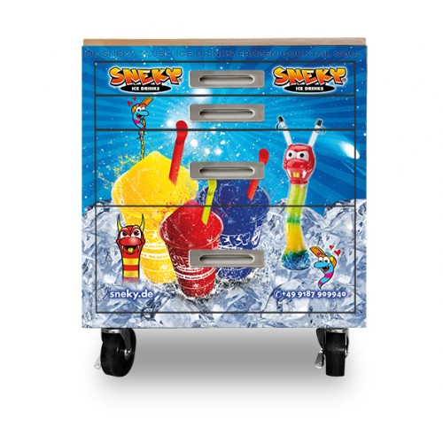 FrozenJack® Cabinet on wheels
