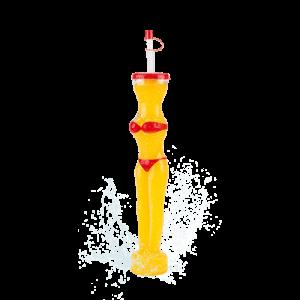 YARD CUP - BIKINI 0,5l RED
