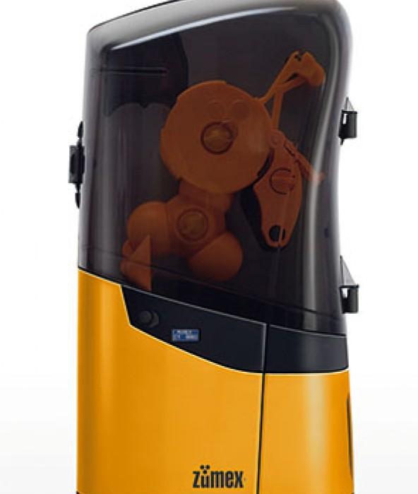 ZUMEX - MINEX (Orange)