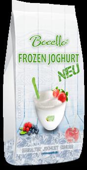 Frozen Joghurt Beutel